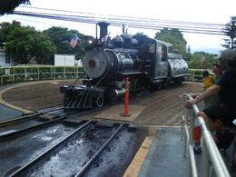 Photo of Maui Lahaina Kaanapali Railroad The steam engine