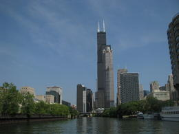 Photo of Chicago Chicago Architecture River Cruise The Wills Tower formally the Sears Tower