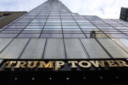 Photo of New York City The Lion King On Broadway Trump Tower