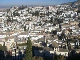 View of Granada from Alhambra , Yousef E - February 2013