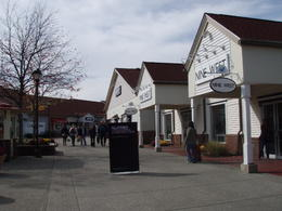 Photo of New York City Woodbury Common Premium Outlets Shopping Tour Woodbury Common Shopping Outlet