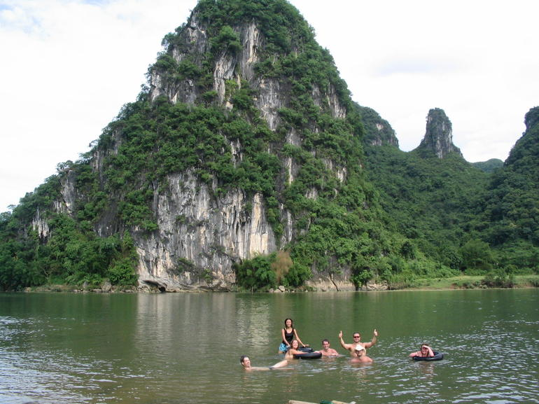 Yangshuo adventures - Guilin