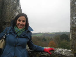 View from the top after kissing the Blarney stone , SaraG - December 2010