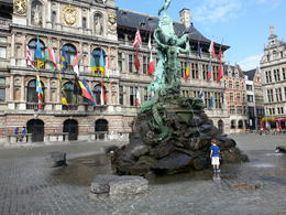 Photo of Amsterdam Brussels Day Trip from Amsterdam Brussels and Antwerp Day Trip from Amsterdam