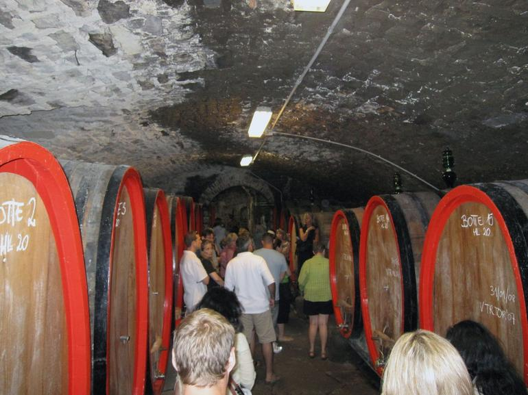 Castle Wine-Producing Cellar - Florence