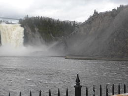 Photo of Montreal Quebec City and Montmorency Falls Day Trip from Montreal chute de Montmorency