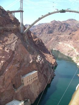 Photo of Las Vegas Ultimate Hoover Dam Tour Construction of the Hoover Dam Bypass