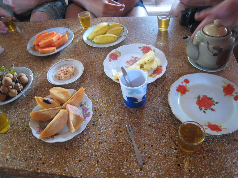 Fruit tasting - Ho Chi Minh City