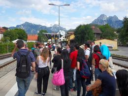 Photo of Munich Neuschwanstein Castle Small Group Day Tour from Munich Fussen railwaystation