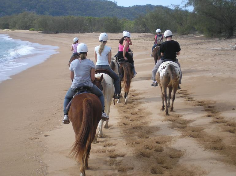 Horseback Riding - Cairns & the Tropical North