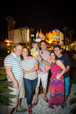 Photo of Las Vegas Viator Exclusive: Las Vegas Strip by Limo with Personal Photographer In front of Excalibur and the Tropicana