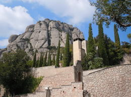 Photo of Barcelona Montserrat Royal Basilica Half-Day Trip from Barcelona Montserrat 2
