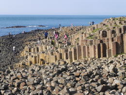 The Giant Causeway , Doris F - October 2014