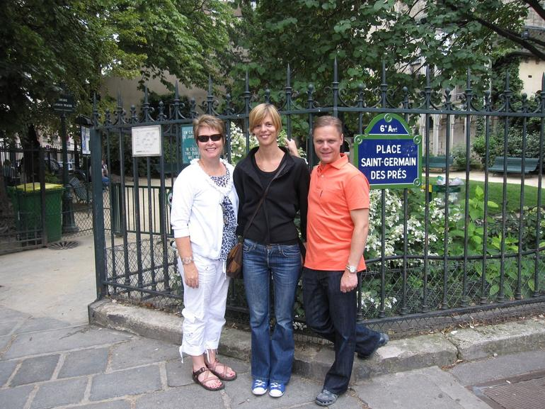 Paris Chocolate and Pastry Food Tour w/ our tour guide Marie - Paris