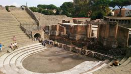 Photo of   Pompeii Amputheater