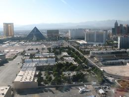 Returning to Las Vegas by helicopter., Craig T - October 2007