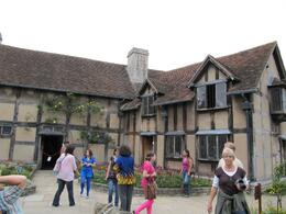 Photo of London Oxford, Cotswolds, Stratford-on-Avon and Warwick Castle Day Trip from London Shakespeare's birthplace