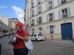 Photo of Paris Montmartre and Sacre Coeur Walking Tour in Paris Steph - our guide