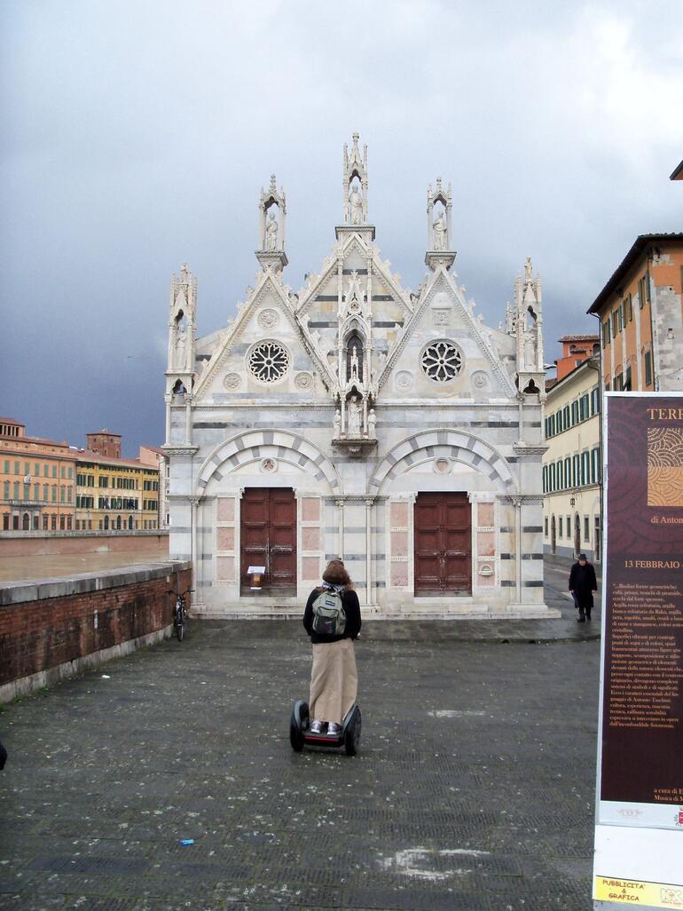 The smallest church in Pisa - Pisa