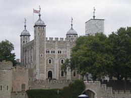 Photo of London Tower of London Entrance Ticket Including Crown Jewels and Beefeater Tour The Tower of London