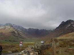 Photo of Lake District The High Adventure - High Mountain Passes Spectacular The valley near Hardknott