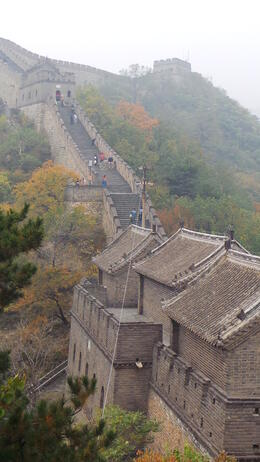 Photo of Beijing Great Wall of China at Mutianyu Full Day Tour including Lunch from Beijing the wall