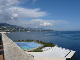 Photo of Nice Monaco and Eze Small Group Day Trip from Nice View towards Italian border