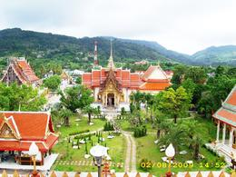 Photo of Phuket Phuket Introduction City Sightseeing Tour Wat Chalong