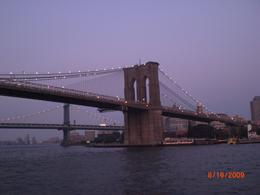 Photo of New York City New York City Twilight Cruise Brooklyn Bridge