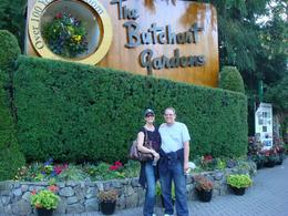 Photo of Vancouver Vancouver to Victoria and Butchart Gardens Tour by Bus Butchart Gardens - entry