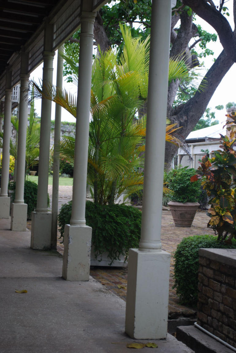 Courtyard - Barbados
