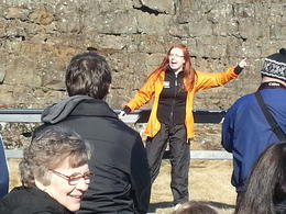 The tour guide gave a full explaination of the Law Rock, and gave good insight into history. , poohbear - April 2013