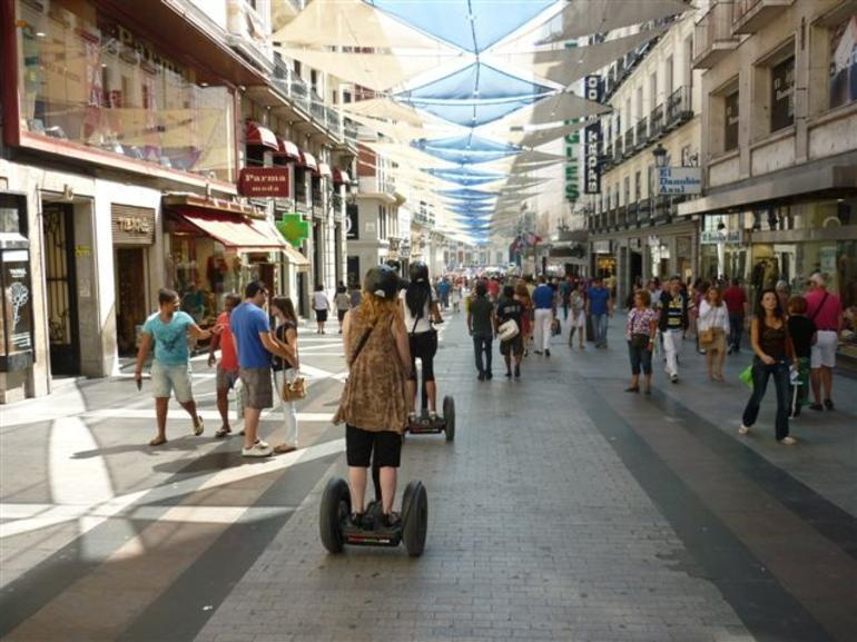Downtown Madris by Segway - Madrid