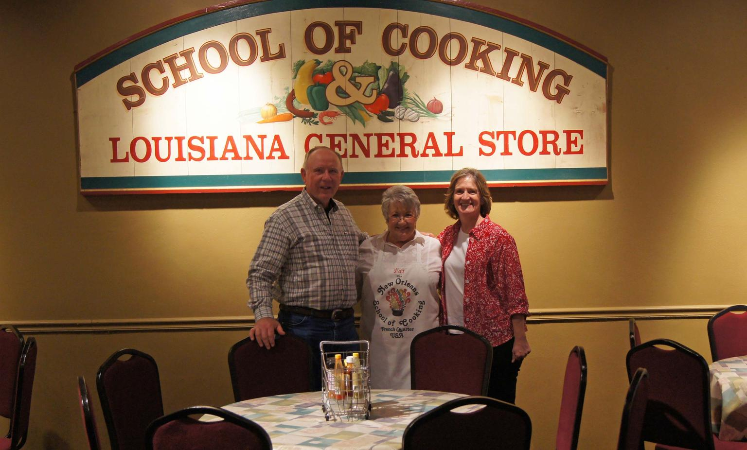 New Orleans Cooking Class