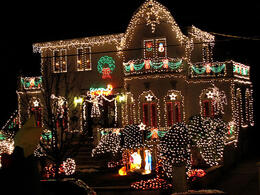 Photo of New York City Brooklyn Christmas Lights Tour of Dyker Heights Dyker Heights 2.jpg
