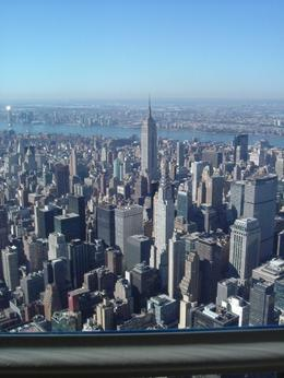 Photo of New York City New York Helicopter Flight: Grand Island Empire State and Chrysler Building