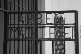 Photo of Berlin Sachsenhausen Concentration Camp Memorial Walking Tour Entrance of the camp
