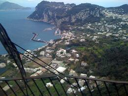 Photo of Rome Capri Day Trip from Rome Going to the island's peak
