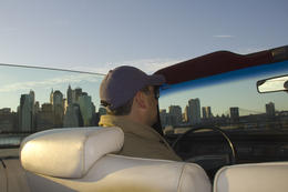 Driving back towards Brooklyn Bridge, the sound of the engine makes every petrol head smile , alanh - April 2012