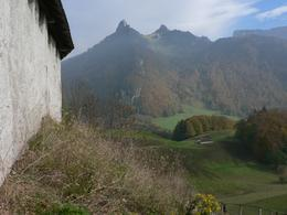 Around the castle of Gruyere., Lina B - November 2007
