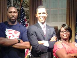 Jamel & Tiffany with Obama, Astrolover - May 2012
