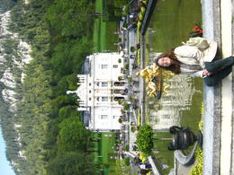 linderhof , small , beautiful , very well taken care of, beautiful sights . can't take pics inside . , fotomom - September 2011
