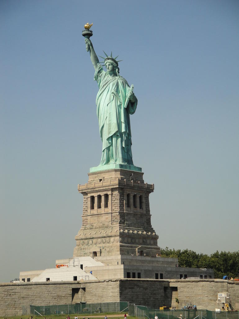 Liberty Statue - New York City