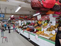 Local market for ingredients , Paul S - June 2014