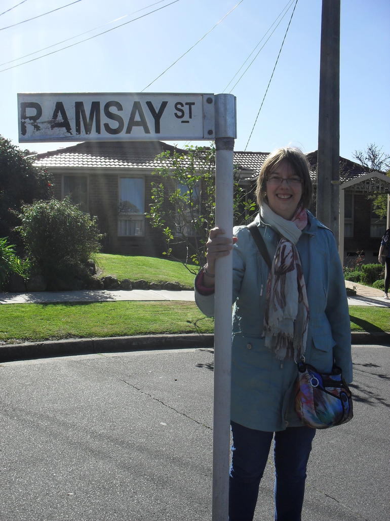 On Ramsay Street - Melbourne