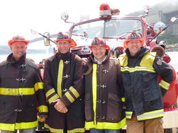 Photo of San Francisco San Francisco Fire Engine Tour Reserve firecrew