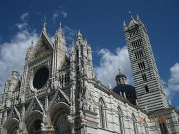 Photo of Florence Siena and San Gimignano Day Trip from Florence Siena´s Cathedral