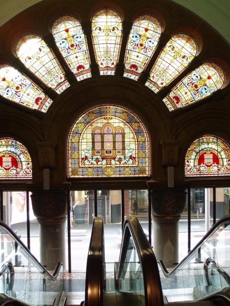 Stained Glass Window - Sydney