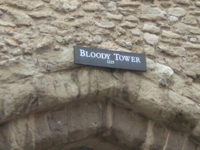 The Bloody Towr - London