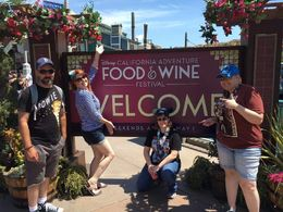 We got lucky to come during the Food and Wine festival - though the lines were crazy! , CoyoteLovely - April 2016